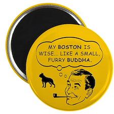 Boston Spiritual Leader Magnet