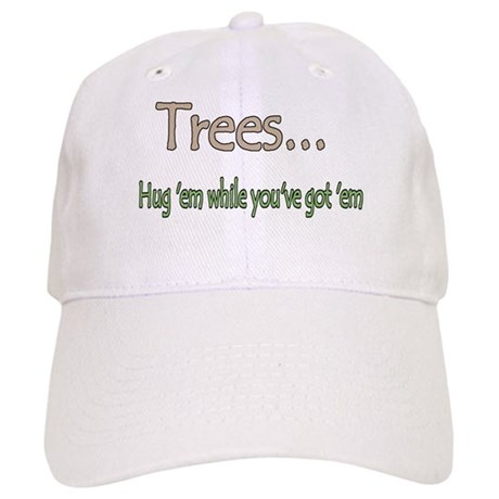 Tree Hugging Cap