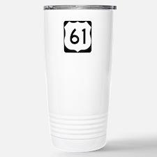 US Route 61 Travel Mug