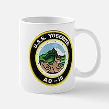 USS YOSEMITE Mug