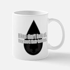 Bikes Don't Leak Oil Mug