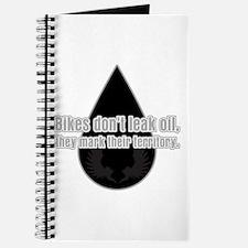 Bikes Don't Leak Oil Journal