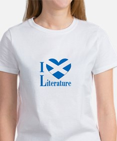 Scottish Literature Tee