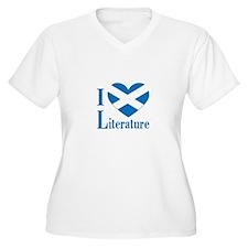 Scottish Literature T-Shirt
