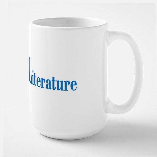 Scottish Literature Large Mug