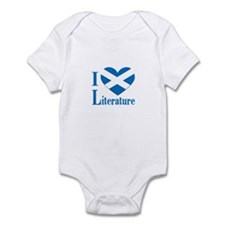 Scottish Literature Infant Bodysuit