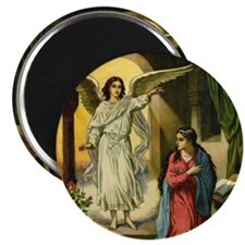 Annunciation Magnet