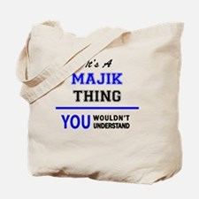 Unique Majik Tote Bag