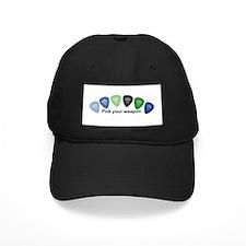 Unique Guitar music Baseball Hat