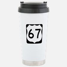US Route 67 Travel Mug
