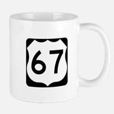 US Route 67 Mug
