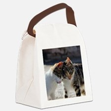 Cat_2015_0103 Canvas Lunch Bag