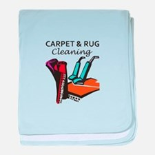 CARPET AND RUG CLEANING baby blanket