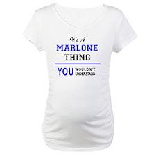 Unique Marlon Shirt