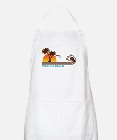 Virginia Beach BBQ Apron