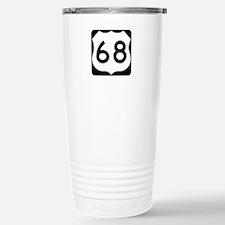 US Route 68 Travel Mug