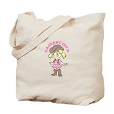 PAGEANT DIVA Tote Bag