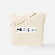 Mrs. Pritz  Tote Bag