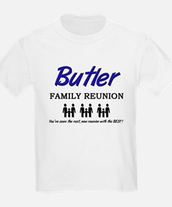 Butler Family Reunion T-Shirt