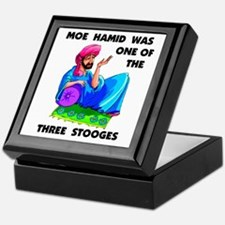 MOE HAMID Keepsake Box