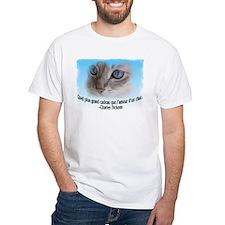 le chaton de Dickens Shirt