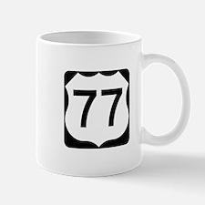 US Route 77 Mug