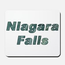 The Niagara Falls Mousepad