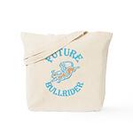 Future Bullrider Tote Bag