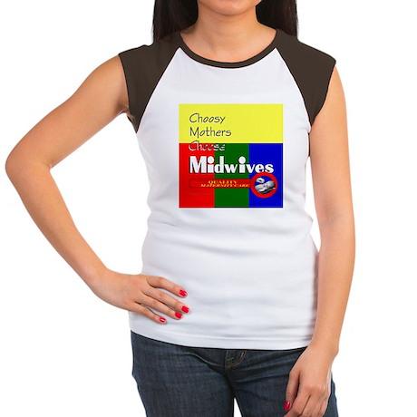 Choosy Mothers Women's Cap Sleeve T-Shirt