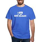 I Love New Orleans Dark T-Shirt