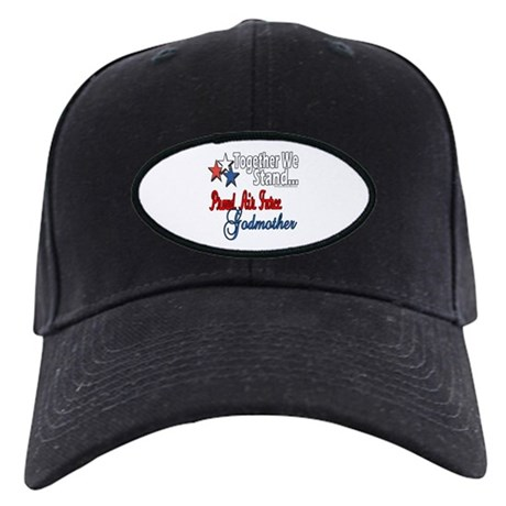 Air Force Godmother Black Cap