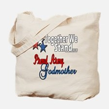 Army Godmother Tote Bag