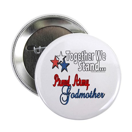 "Army Godmother 2.25"" Button (10 pack)"
