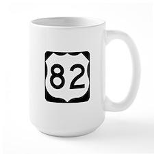 US Route 82 Mug