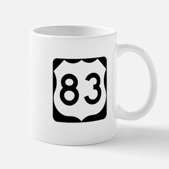 US Route 83 Mug