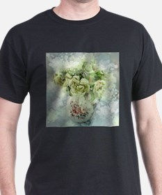 french country flowers T-Shirt