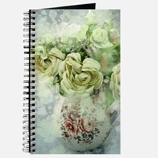 french country flowers Journal