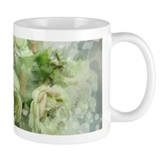 french country flowers Mugs