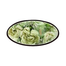 french country flowers Patches