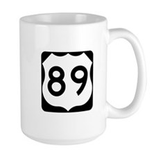 US Route 89 Mug