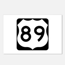 US Route 89 Postcards (Package of 8)