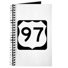 US Route 97 Journal