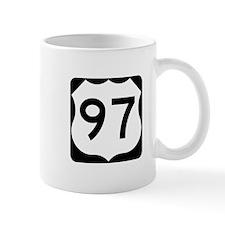 US Route 97 Mug