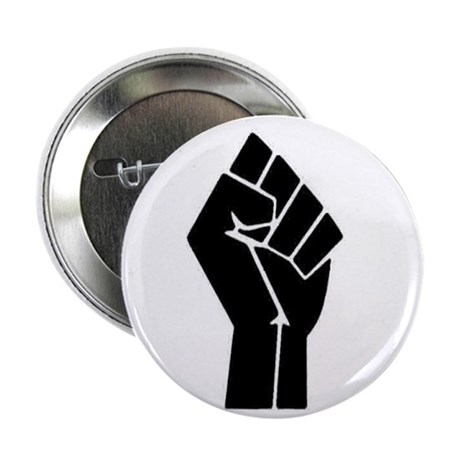 """Black Power 2.25"""" Button (10 pack)"""