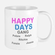 Happy Days Gang Mug