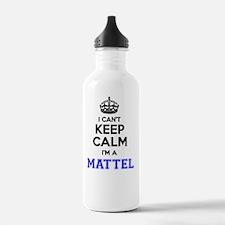 Unique Mattel Water Bottle