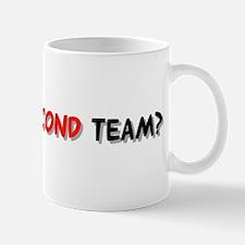 Second Team Mug