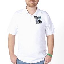 cesky terrier belly T-Shirt