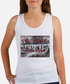 NEVER FORGET - The Long Walk Tank Top