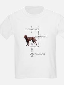 CHESSIE CROSSWORD T-Shirt
